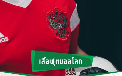 เสื้อฟุตบอลโลก